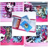 Кошельки Monster High для девочек.