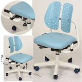 Детское кресло Ес 104 голубой