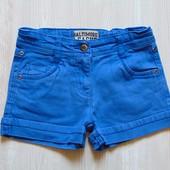 Яркие шорты для девочки. Laredoute. Размер 6-7 лет, рост 116-122 см. Состояние: отличное
