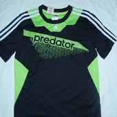Adidas 13-14 лет 164 см,оригинал,футболка на подростка,можно на мужской XS