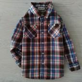 Рубашки с длинным рукавом Next Rebel от 12 мес. до 6 лет.