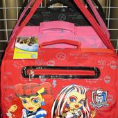 3расцветки модных и удобных школьных сумок