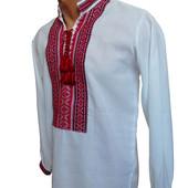 Вишиванка сорочка чоловіча, вышиванка рубашка мужская