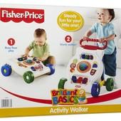 Ходунки Fisher-Price Activity Walker