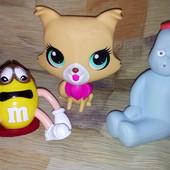 собачка Littlest Pet Shop M&M's Игл пигл