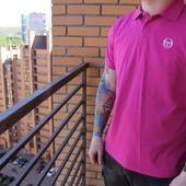 Sergio Tacchini футболка, поло.Оригинал. L-размер