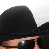 Фірмова стильна шляпа кепка  Аля -Ковбой бренд  Schwarzkopf (Шварцкопф) 57-58