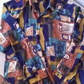 Цветная рубашка