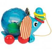 Каталка-сортер 'Слоненок' Playgro 0184476 Австралия разноцвет 12115419