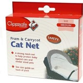 накидка на коляску  Clippasafe Pram And Carrycot Cat Net