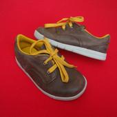 Туфли кроссовки Clarks натур кожа 24-25 размер
