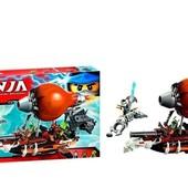 Ниндзя 10448 Дирижабль-штурмовик (аналог Lego Ninjago 70603)