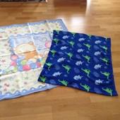 Одеяло и плед флис