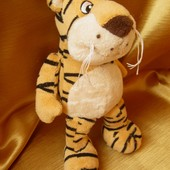 Мягкие игрушки - тигр