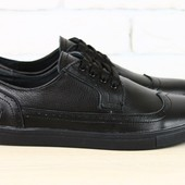 Туфли Multi Shoes, р. 40-45, натур. кожа, код nvk-2249