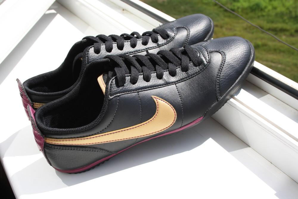 Женские кожаные кроссовки nike fivekay 25,5 стелька, цена 700 грн ... 50ba1283fd9