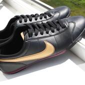 Женские кожаные кроссовки Nike Fivekay 25,5 стелька