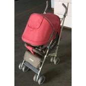Коляска прогулочная Tilly Polo T-141 Pink+Grey