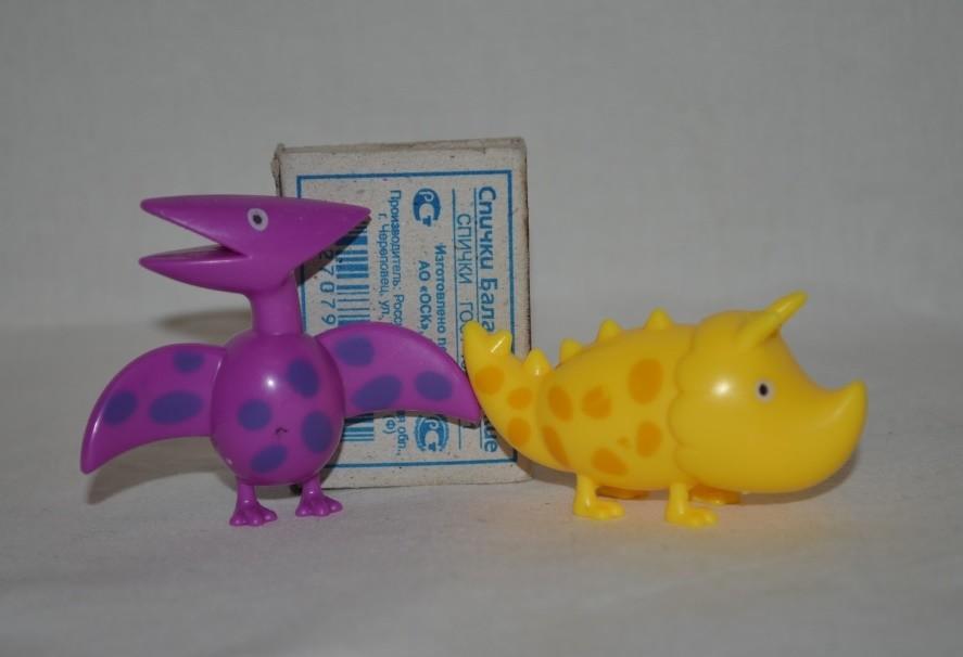 Редчайшие оригинальные фигурки динозавров пеппа пиг peppa pig фото №1