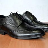 Туфли броги для мужчин