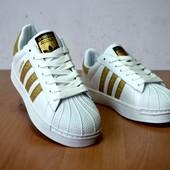 Кроссовки Adidas Superstar c36-40 р