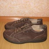 Finn Comfort кожа туфли кроссовки 44-45р по вст 28. 5 см