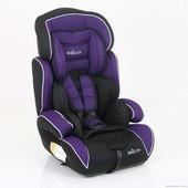 Автокресло 8888a цвет фиолетовый