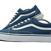 Кеды Vans of The wall z2 blue white