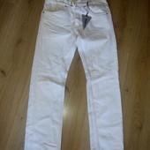 Новые летние мужские джинсы Caster bleige (Италия) р.33