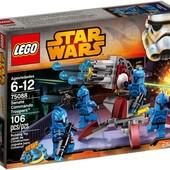 Lego Star Wars 75088 Солдаты - коммандос Сената. В наличии