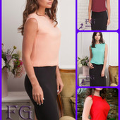 """Sale! Платье  """"Viva"""" имитирующее юбку с блузкой"""