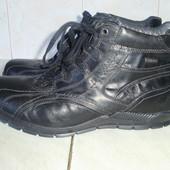 Gallus кожаные ботинки (43)