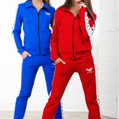 Женский спортивный костюм в расцветках.Армани. Турция.Размер 3: 42, 44, 46 (3)
