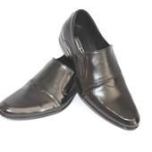 Классические кожаные мужские туфли