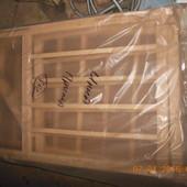 новая деревянная кроватка, 500 грн