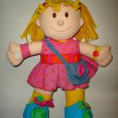 Кукла Люси- учимся одеваться, ELC