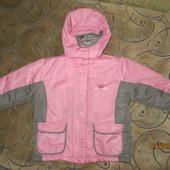Куртка зимняя, р. 110-116