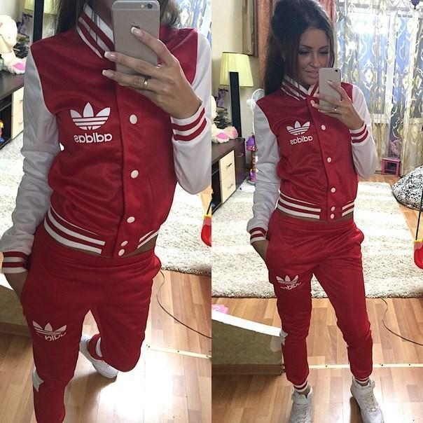 спортивный костюм adidas женский купить