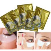 Коллагеновая гель-маска для области вокруг глаз Collagen