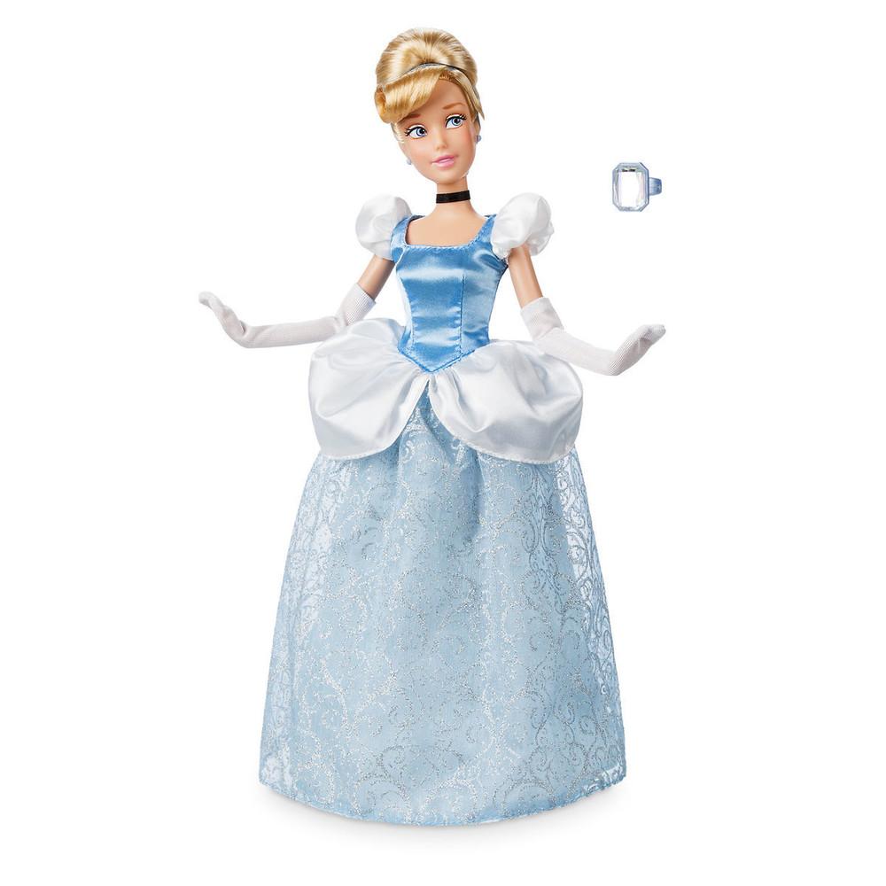 Кукла золушка с кольцом 30 см дисней фото №1