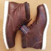 Ботинки Кожа (Германия) Redwood 45р