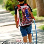 Рюкзак  для мальчика Marvel Avengers Последний
