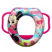 Мягкая накладка на унитаз 'Minnie' Keeeper 8681 Польша розовый 12115171