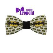 Бабочка -галстук с принтом Batman