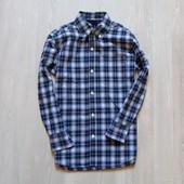 Стильная рубашка для мальчика. Gap. Размер 8-9 лет. Состояние: новой вещи