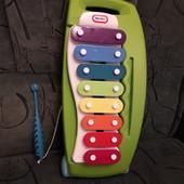 Ксилофон - каталка little tikes