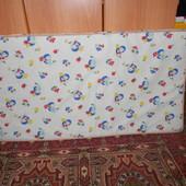 Детский матрац 100% кокос в кроватку состояние нового