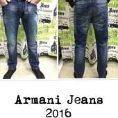 Джинсы Armani