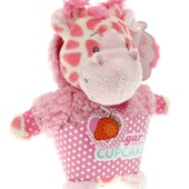 Сладкие зверята Жираф Мартышка Мышка от Keel toys Великобритания