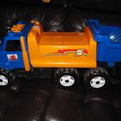 Супер машина толокар Орион грузовик